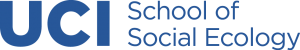 Social Ecology Stacked logo blue